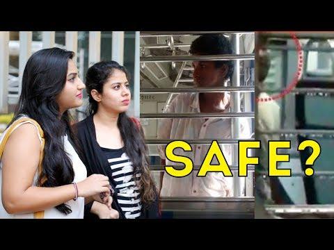Do Women In Mumbai Feel Safe?   #StreetSpeak