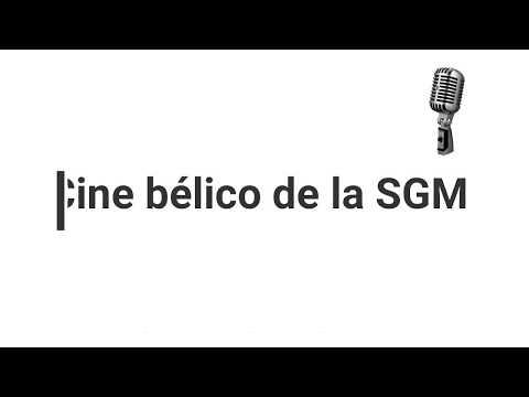 Daniel Sam en la Radio: Cine bélico 1-PRESENTACIÓN