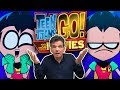 'Teen Titans GO! To the Movies' TRAILER Reaction... WORST or BEST DC Movie?!