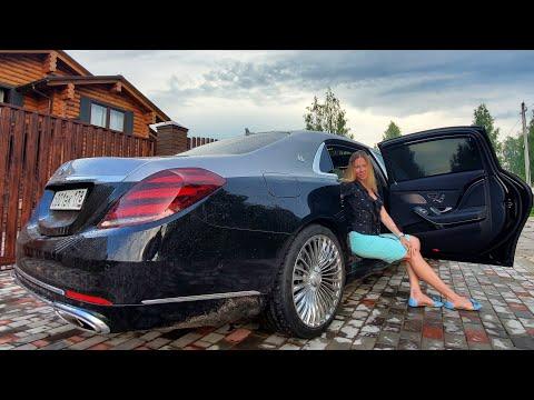 Бракованный Mercedes Maybach