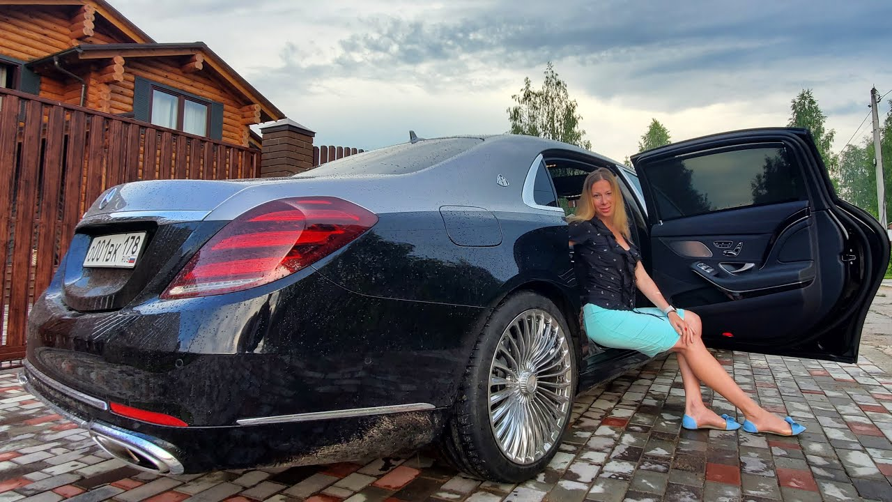 Бракованный Mercedes Maybach миллиардера Игоря Рыбакова. S-class купе, Audi Q5