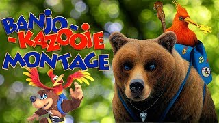 The Rare Duo Are Back! [Banjo & Kazooie Montage]