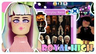 """😍 [HAIR] 😍 UPDATE & Dapet A in PE"" | Roblox Royal High Indonesia"