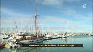 Week-end sur l'île d'Oléron : l'appel du large... - La Quotidienne