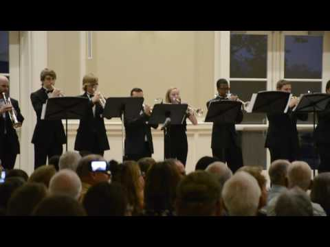 Young Harris College Concert Band - Music Of The Macabre
