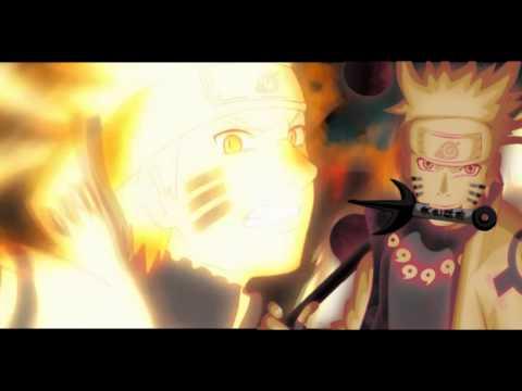 【MAD】 Naruto Shippuuden Opening 17「Outgrow」