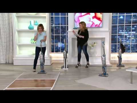 Hoover Air Cordless Complete Upright Vacuum w/ 12 Acc. on QVC