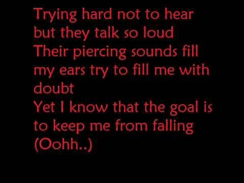 Jesse Mccartney - Bleeding love (with lyrics on screen)