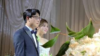 [신랑 김정환 신부 조연주 결혼식]축가 한가빈 - &q…