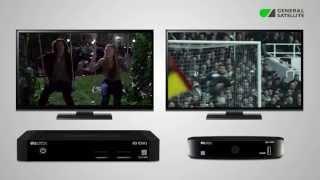 видео триколор тв на два телевизора