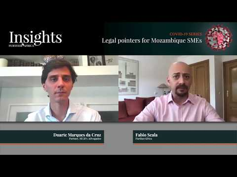 Legal pointers for Mozambique SMEs - FurtherAfrica Insights (COVID19 series)