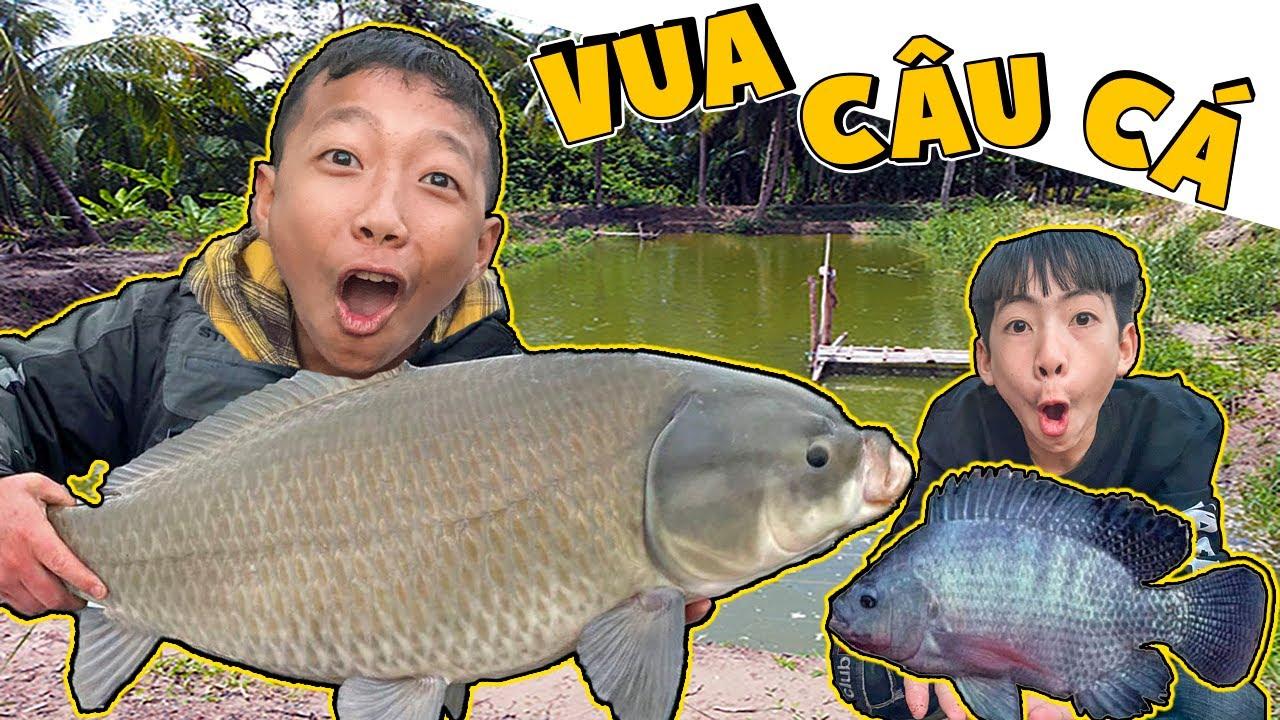 Thái Chuối | Dẫn Trẻ Trâu Đi Câu Cá – Vua Câu Cá – Go Fishing