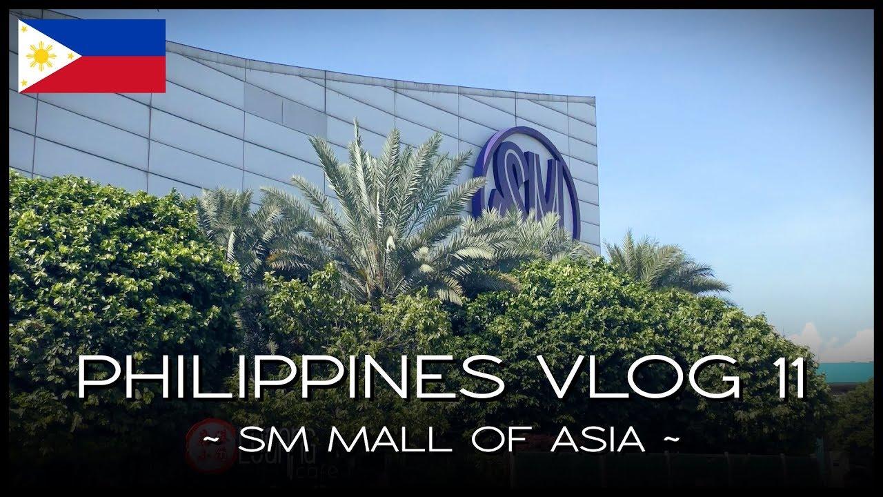 SM Mall of Asia - PHILIPPINES VLOG 11   Doovi