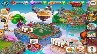 Dragon City Heroic Race High Celestial Dragon It