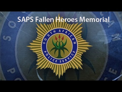SAPS Fallen Heroes Memorial - Union Buildings : 06 September 2015