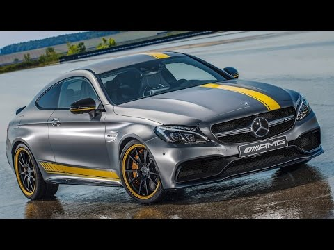 2017 mercedes c63 amg coupe edition 1 review rendered price specs release date youtube. Black Bedroom Furniture Sets. Home Design Ideas