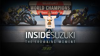 Inside Suzuki: The Crowning Moment Teaser | Coming soon on MotoGP.com #Shorts