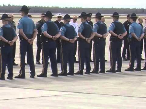 Honor two alaska state troopers killed in the line of duty youtube