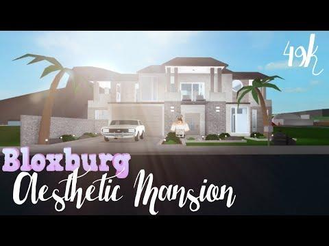 Bloxburg: Aesthetic Family Mansion 49K