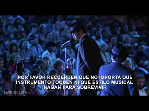 The Blues Brothers 69 Movie CLIP   Everybody Needs Somebody to Love 1980 HD