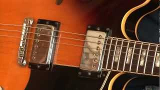 1967 Gibson ES-335 sunburst Part2