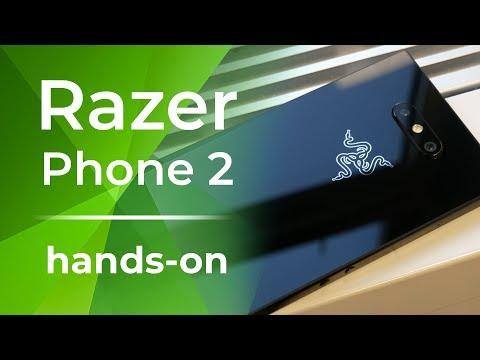 Razer Phone 2 Hands-On