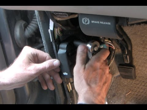How to fix/replace a Chev/GM hood release handle