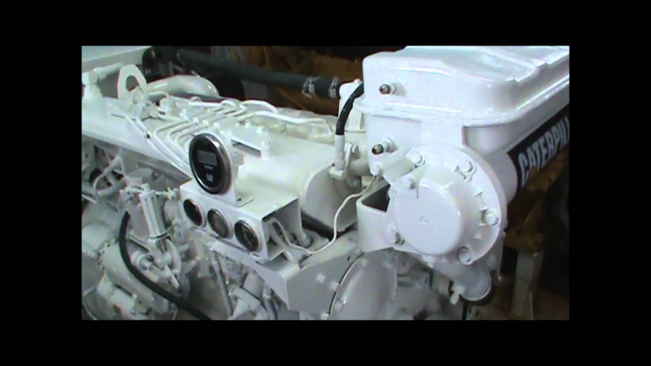 Caterpillar 3306 DIT 152kW, 480V Open Diesel Generator Set