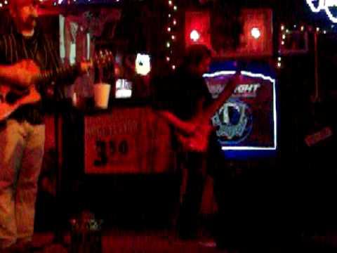 Matt Stapp Band @ Bronco's in Hurst, TX 12/11/2009
