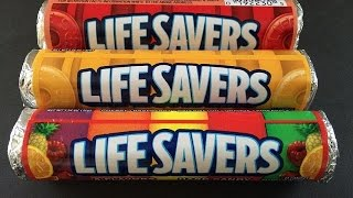 Who Invented LifeSavers Candy?