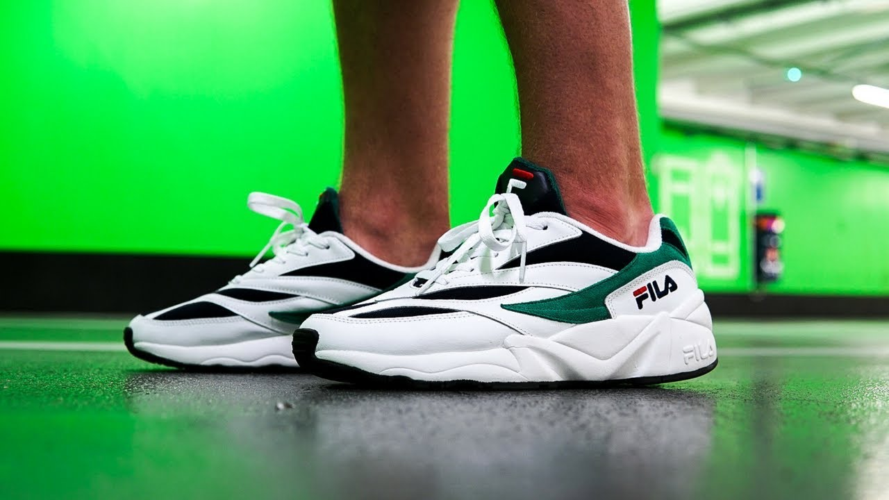 Fila Venom Low | ON FEET
