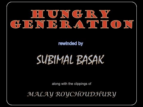 50 years of Hungryalist Movement - A Tribute...