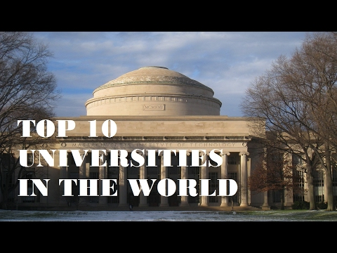 TOP 10 Universities in the World 2016-2017 (QS World University Rankings)