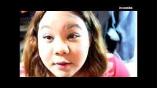 5 Minute Makeup Challenge / 5分間のメイクチャレンジ Thumbnail