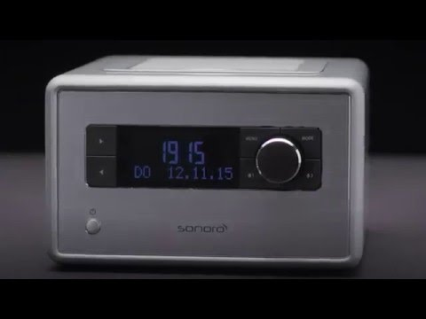 sonoroRADIO - Atemberaubender Klang aus kompaktem Design