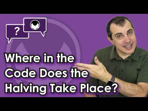 Bitcoin Q&A: Where in the Code Does the Halving Take Place?