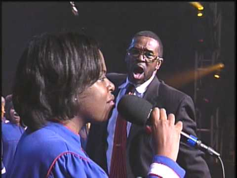 Victory Shall Be Mine - Mississippi Mass Choir