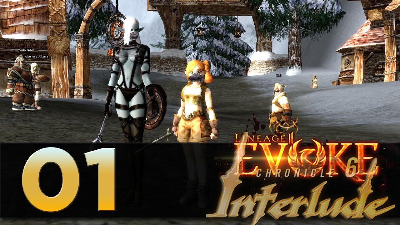 Lineage 2: Interlude - Episode 01 - L2 Evoke Server Launch