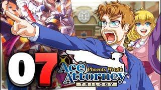 Phoenix Wright: Ace Attorney Trilogy HD 7 Turnabout Samurai Day 1 (Switch)