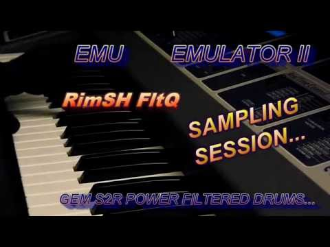 e-mu emulator ii shakuhachi sample
