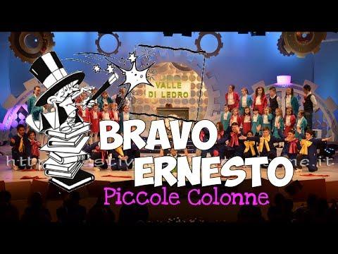 Bravo Ernesto - ma che bella geometria! - canzone per bambini