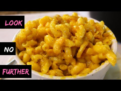 Vegan Mac & Cheese that will BLOW YOUR MIND