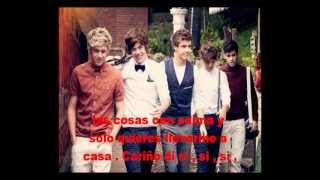 One Direction Kiss You subtitulada en español