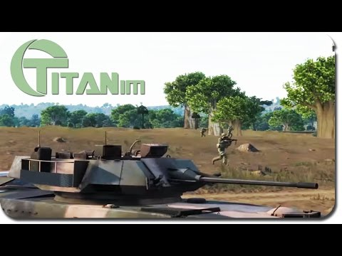TitanIM ► FEATURES & DETAILS OVERVIEW! (ArmA III & Squad on Cocaine)
