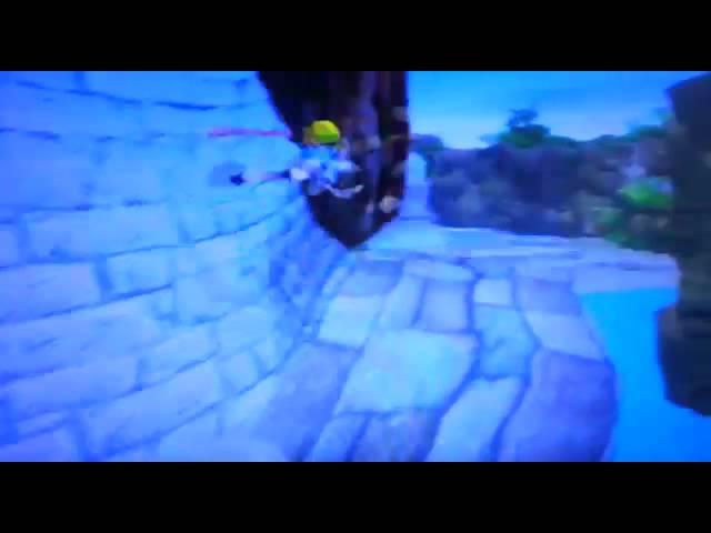 Climp Glitch Jak and Daxter Bugg/Glitch #1