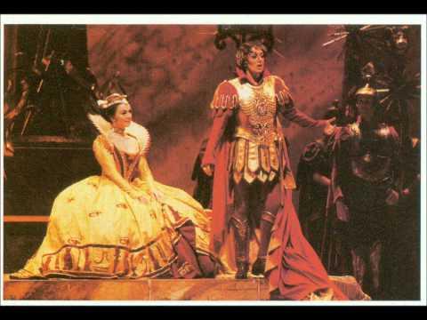 Troyanos & Masterson - Handel: Caro! Piu amabile belta (in English)