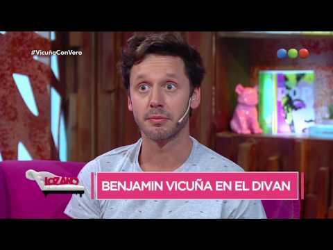 """Benjamín Vicuña: """"Hay que estar enamorado"""" - Cortá por Lozano"""
