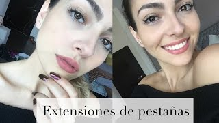Pros y Cons de ponerte extensiones de pestañas | Anna Sarelly
