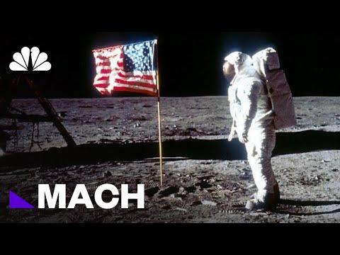 160 Beats Per Minute: The Final, Frantic Moments Before The Historic Moon Landing | Mach | NBC News