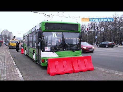 Нелегальную маршрутку арестовали в Белгороде